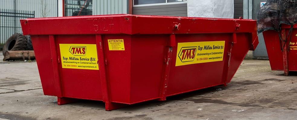 Huur een afvalcontainer in Groningen via topcontainers