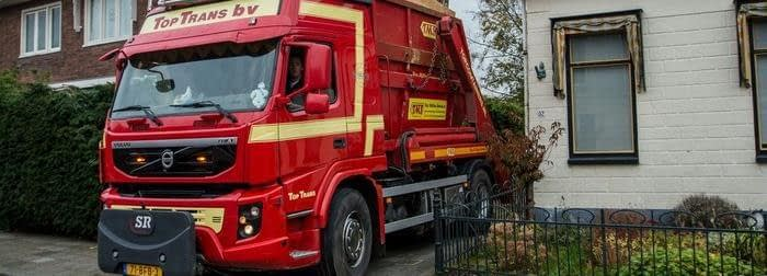 afvalcontainers huren in Groningen bij topcontainers