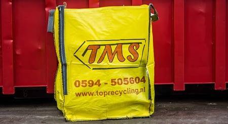 Afvalcontainer big bag huren? Dit kan in Groningen bij Topcontainers.nl